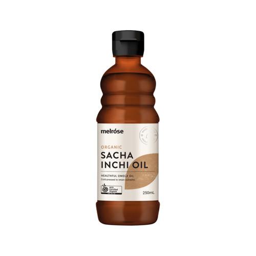 Sacha Inchi Organic 250ml - Melrose