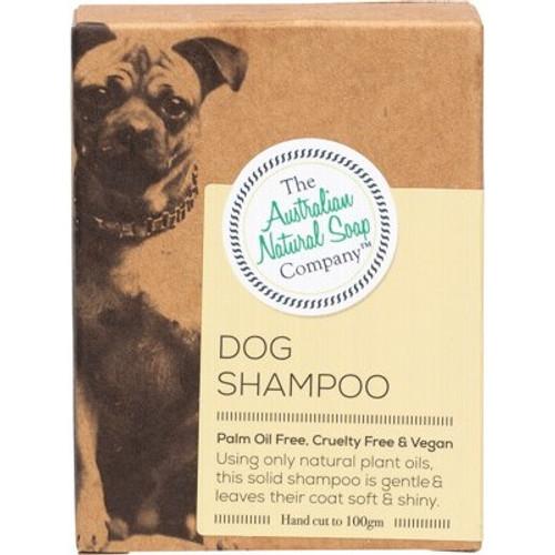 Dog Solid Shampoo Bar 100g - The Australian Natural Soap Company
