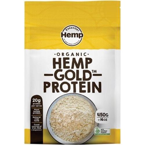Hemp Gold Protein Organic 450g - Essential Hemp