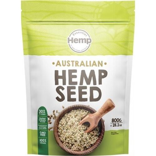 Hemp Seeds Australian 800g - Essential Hemp
