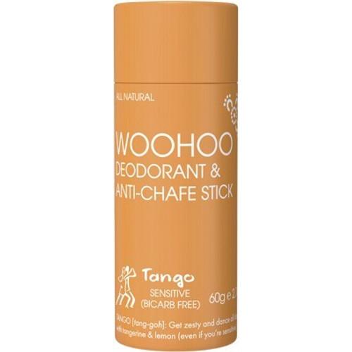 Deodorant & Anti-Chafe Stick Tango Sensitive 60g - Woohoo Body