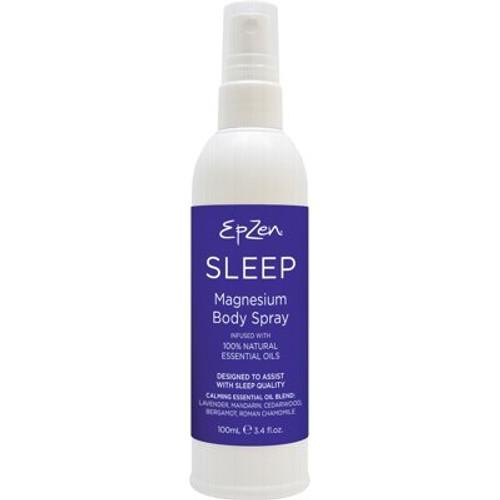 Magnesium Body Spray Sleep 100ml EpZen - Evodia