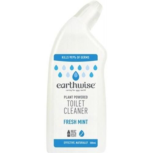 Toilet Cleaner Fresh Mint 500ml - Earthwise