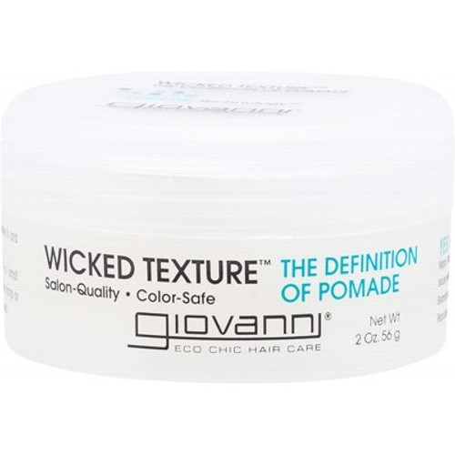Hair Styling Wax Wicked Texture Pomade 57g - Giovanni