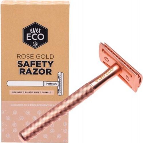 Safety Razor Rose Gold - Ever Eco