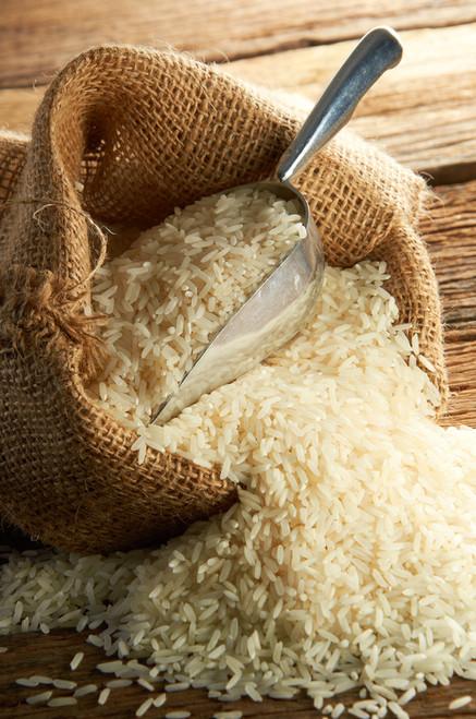 White Rice Medium Rain Fed Organic 1kg - ONS
