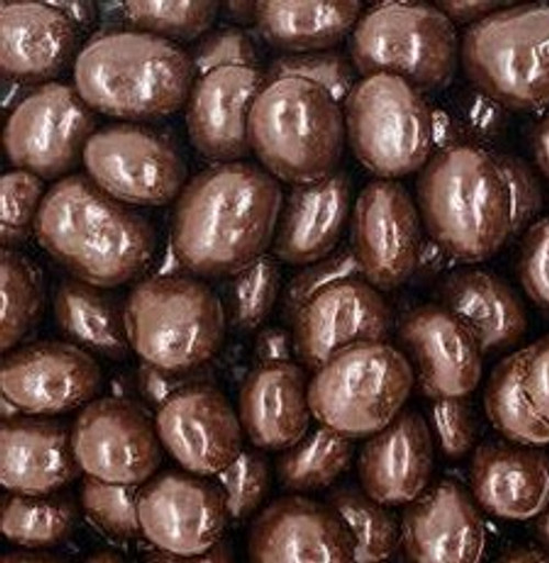 Coffee Beans DARK Chocolate Organic - per 100g