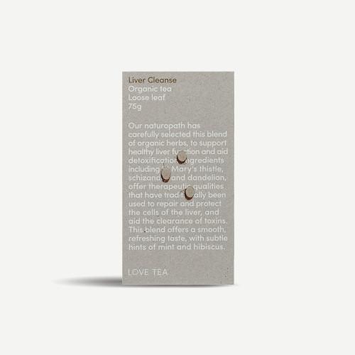 Liver Cleanse Tea Loose Leaf Organic - Love Tea