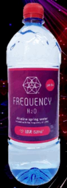 Water Alkaline 600ml - Frequency H20