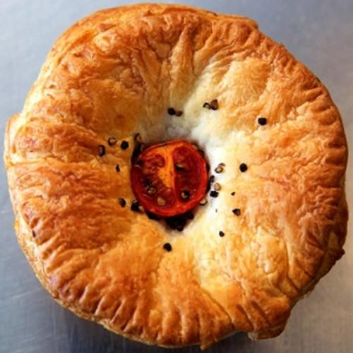 Tuscan Mushroon Pie Vegan Frozen - Funky Pies