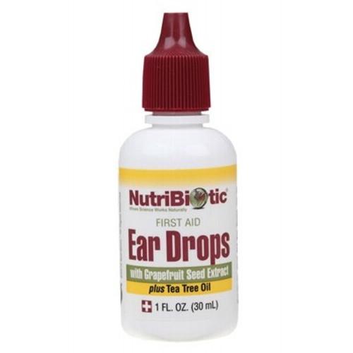 Ear Drops 30ml - Nutribiotic