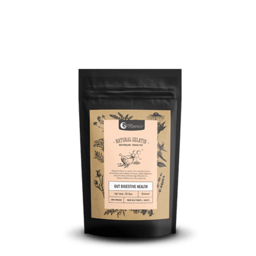 Gelatine Natural 500g - Nutra Organics