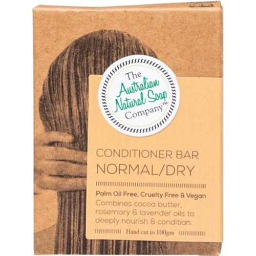 Conditioner Bar Normal/Dry 100g - The Australian Natural Soap Company