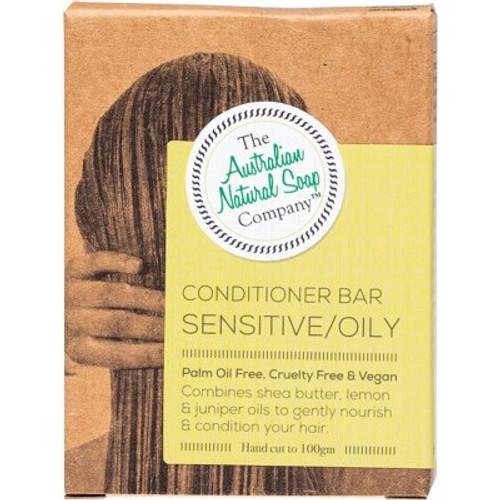 Conditioner Bar Sensitive/Oily 100g - The Australian Natural Soap Company