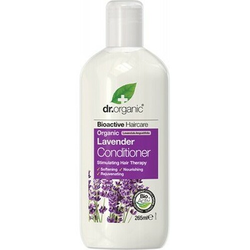 Lavender Conditioner Organic 265ml - Dr Organic