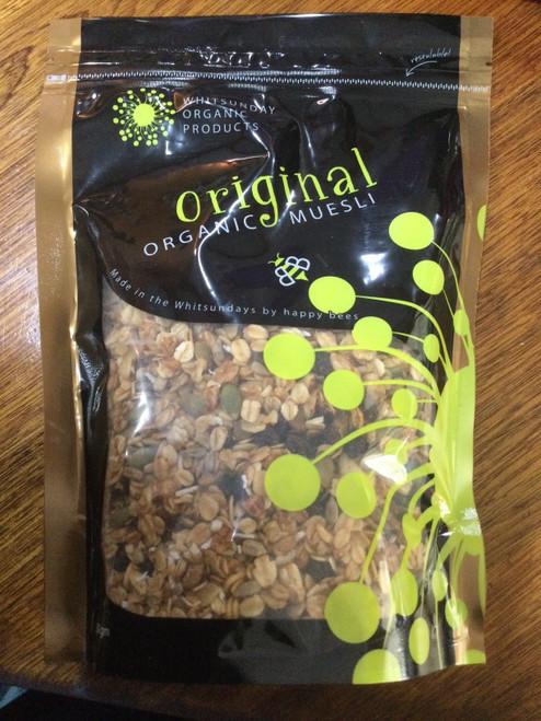 Muesli Original Organic 500g - Whitsunday Organic Products