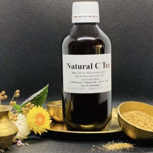 Ayurvedic Health - Natural C Tea 200ml