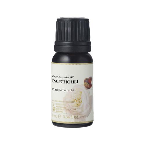 Patchouli Essential Oil Organic 10ml - Ausganica