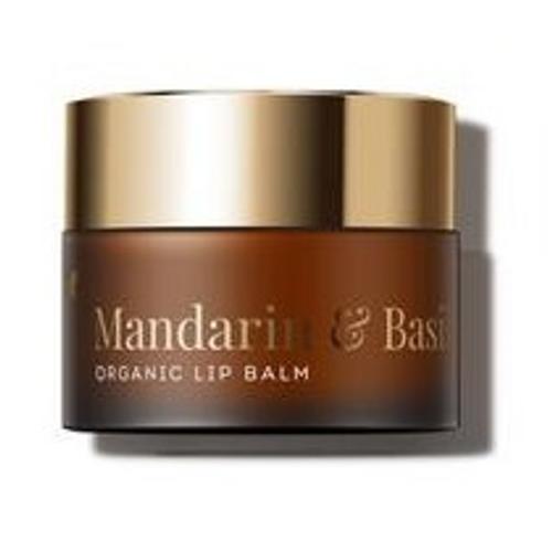 Mandarin & Basil Lip Balm Organic 15g - Vanessa Megan