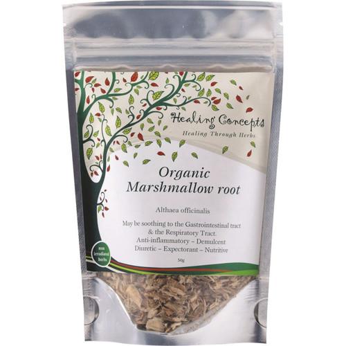 Marshmallow Root Tea Organic 50g - Healing Concepts