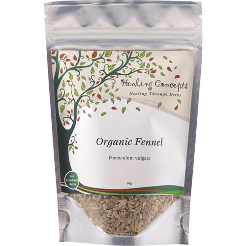 Fennel Tea Organic 50g - Healing Concepts