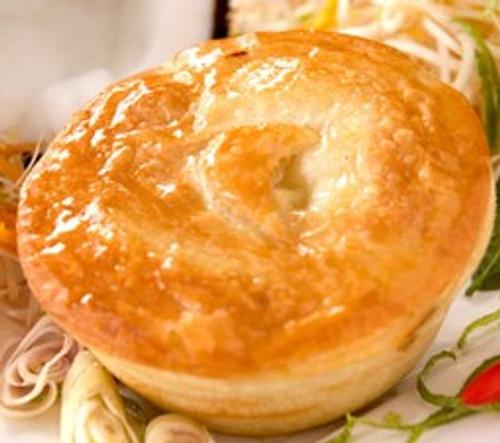 Thai Chicken Pie Frozen - Byron Gourmet