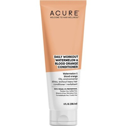 Daily Workout Watermelon & Blood Orange Conditioner 236.5ml - Acure