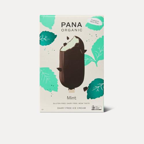 Dairy Free Ice cream STICK Mint Organic 105g - Pana