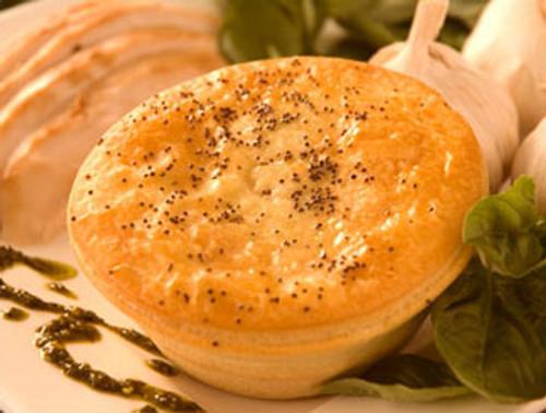 Chicken Pesto Pie Frozen - Byron Gourmet