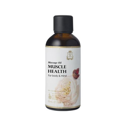 Massage Oil Muscle Health Organic 100ml - Ausganica