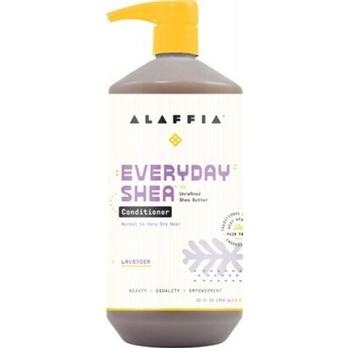 Lavender Everyday Shea Conditioner 950ml - Alaffia