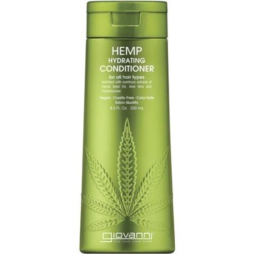 Hemp Hydrating Conditioner (all hair Types) 250ml - Giovanni