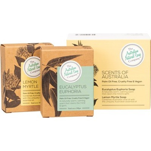 Scents of Australia Gift Pack - The Australian Natural Soap Company