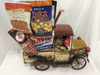 THE GOOD OLD DAYS VINTAGE TRUCK BASKET ( SOLD OUT ) SEASONAL