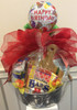 Happy Birthday Party Tub Gift Basket