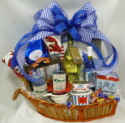 The Nautical Mile Gourmet Gift Ship ( Custom Order )