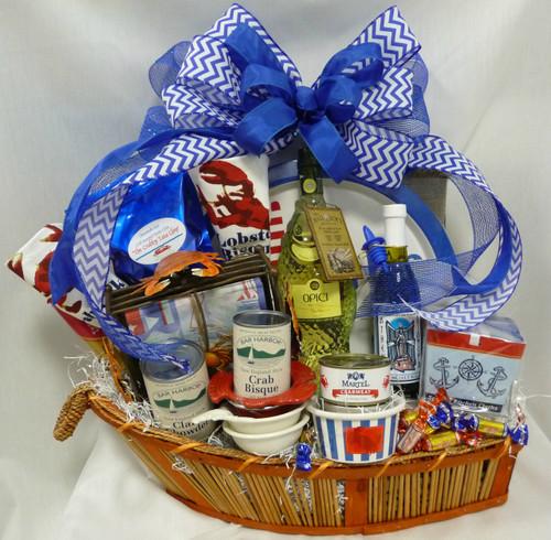 The Nautical Mile Gourmet Gift Ship ( Custom Order )