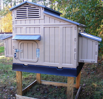 Snap Lock Large Chicken Coop