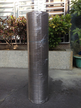 Stainless Steel Welded Wire 18ga 4'X100' 1/2inch mesh