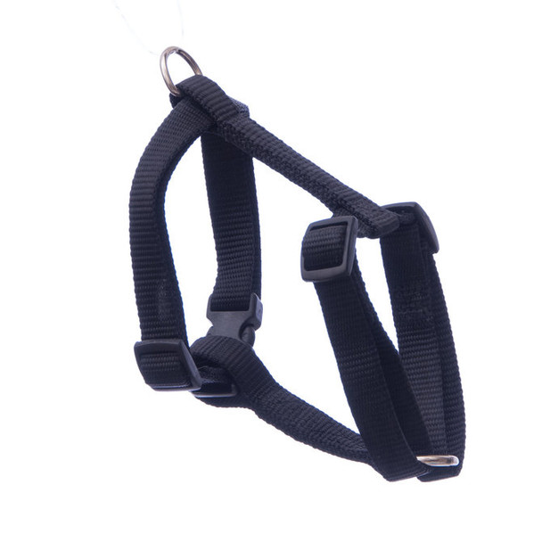 "Adjustable Nylon Dog Harness, 5/8"" W (14""-20"")"