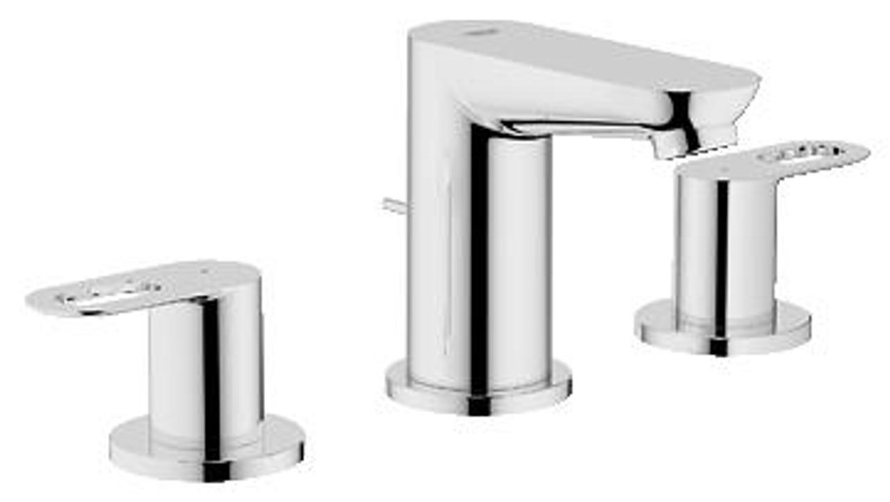 Grohe Bauloop 8 Widespread Bathroom Sink Faucet Royal Bath Place
