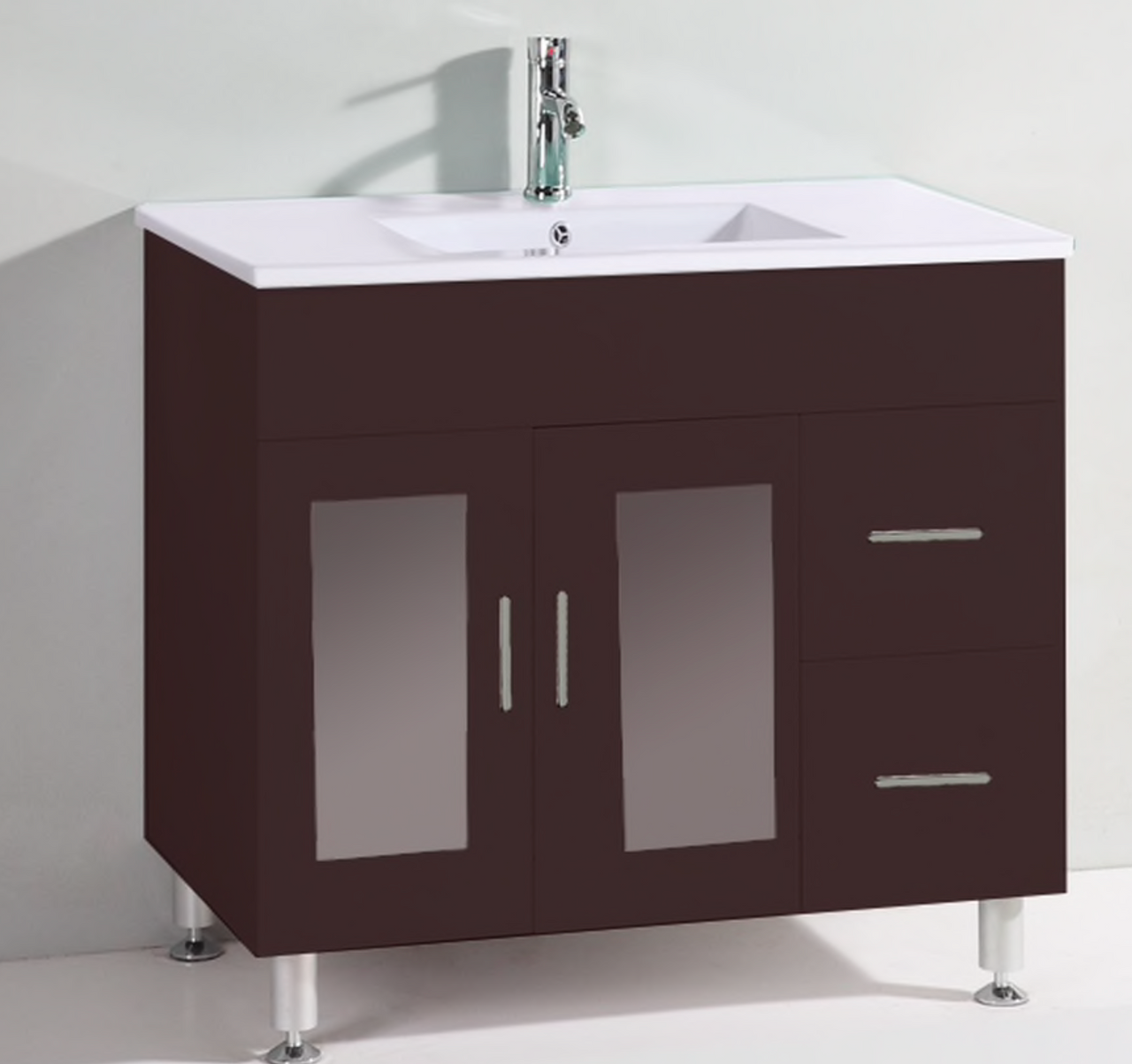 Jane 36 Navy Bathroom Vanity Royal Bath Place