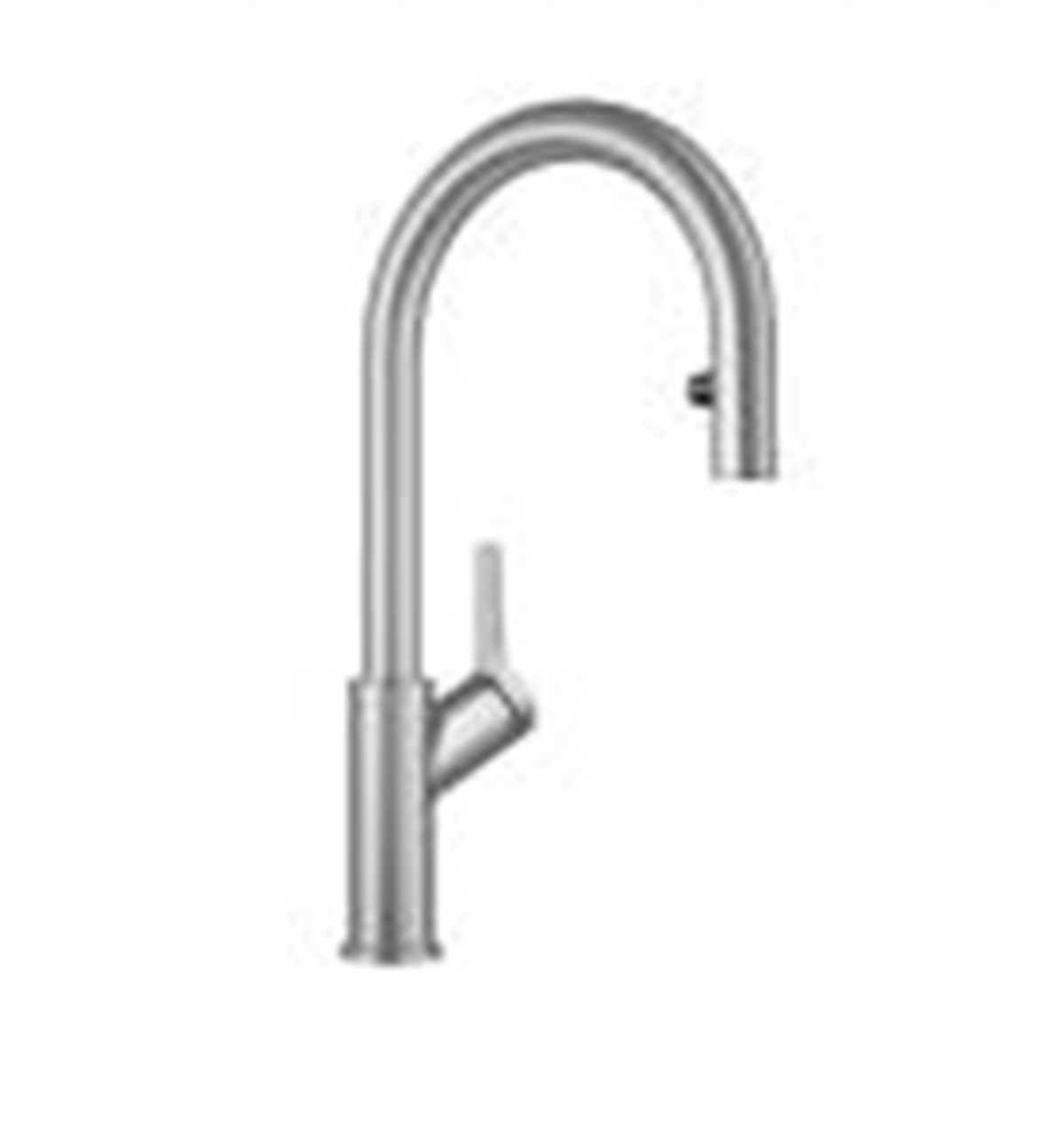 Blanco 403730 Urbena Pull Down Kitchen Faucet In Stainless Finish Royal Bath Place