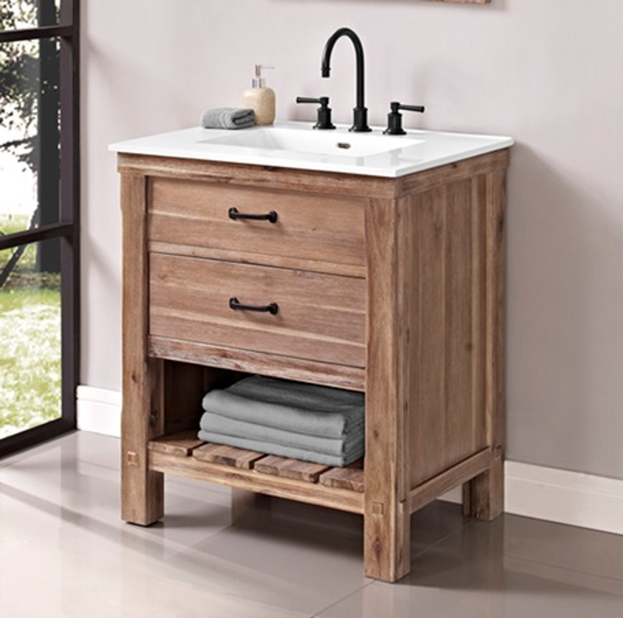 Napa 30 Bathroom Vanity