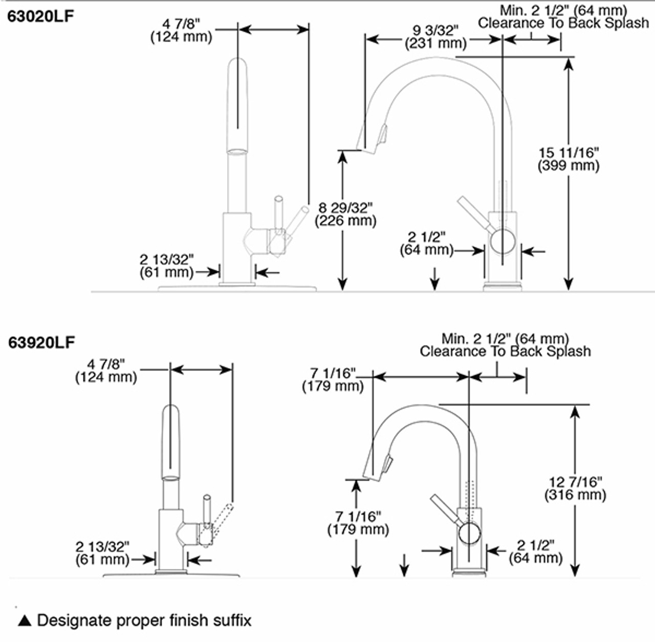 brizo solna single handle faucet)