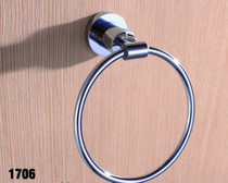 Royal Colorado Towel Ring Chrome