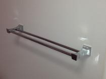 Evita Double Towel Holder