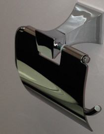 Evita Toilet Paper Holder Chrome