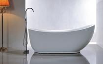 "Figo 71"" Freestanding Bath Tub."
