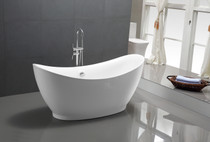 "Royal Santa Rosa 68"" Freestanding Bath Tub"